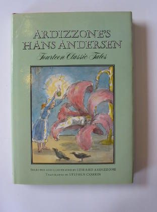Cover of ARDIZZONE'S HANS ANDERSEN by Hans Christian Andersen; Stephen Corrin