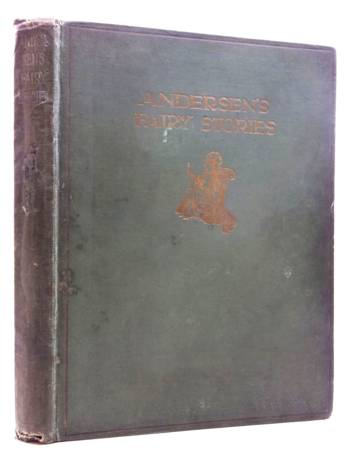 Cover of HANS ANDERSEN'S FAIRY STORIES by Hans Christian Andersen