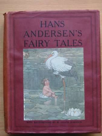 Cover of HANS ANDERSEN'S FAIRY TALES by Hans Christian Andersen