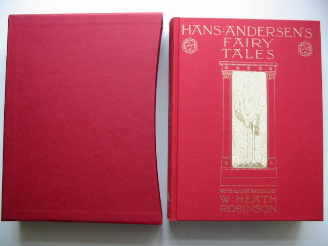 Cover of HANS ANDERSEN'S FAIRY TALES by Hans Christian Andersen