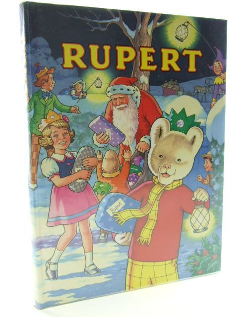 Cover of RUPERT ANNUAL 1992 by Ian Robinson