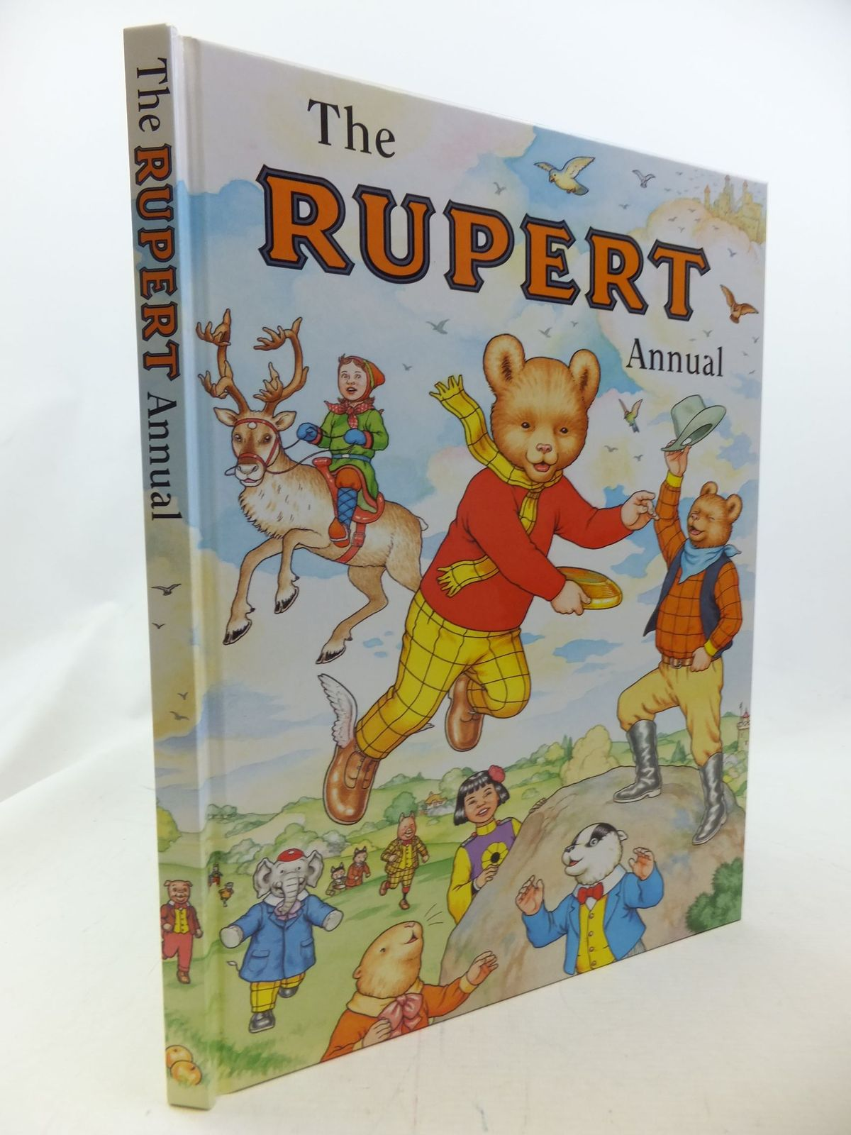 Cover of RUPERT ANNUAL 1999 by Ian Robinson