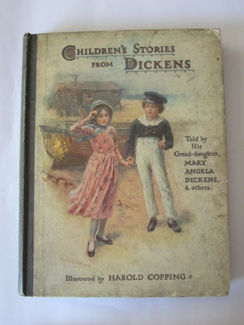 Cover of CHILDREN'S STORIES FROM DICKENS by Mary Angela Dickens;  et al