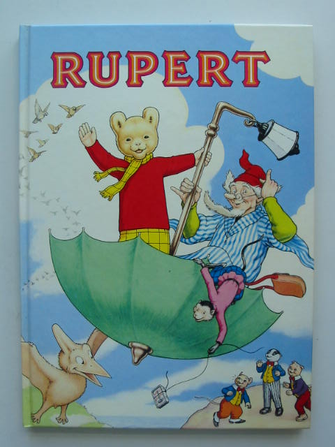 Cover of RUPERT ANNUAL 1988 by