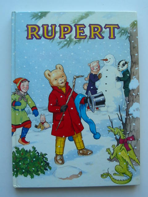 Cover of RUPERT ANNUAL 1989 by