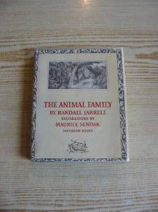 Cover of THE ANIMAL FAMILY by Randall Jarrell