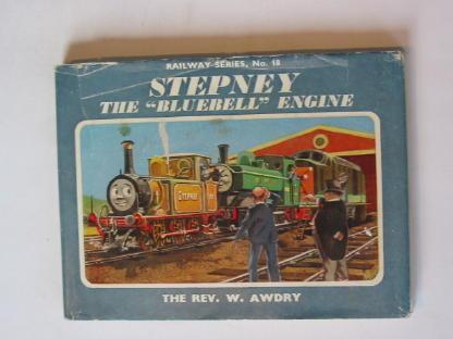 Cover of STEPNEY THE BLUEBELL ENGINE by Rev. W. Awdry