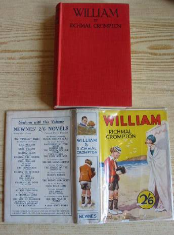 Cover of WILLIAM by Richmal Crompton
