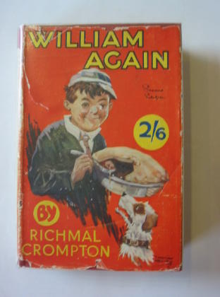 Cover of WILLIAM AGAIN by Richmal Crompton