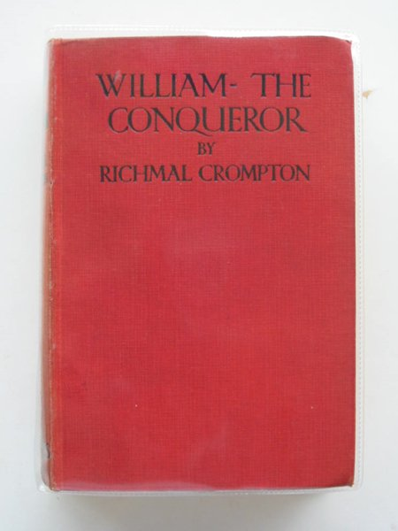 Cover of WILLIAM-THE CONQUEROR by Richmal Crompton