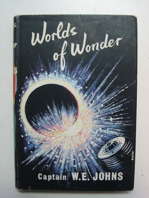 Cover of WORLDS OF WONDER by W.E. Johns