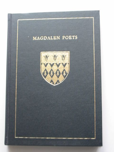 Photo of MAGDALEN POETS- Stock Number: 1001262