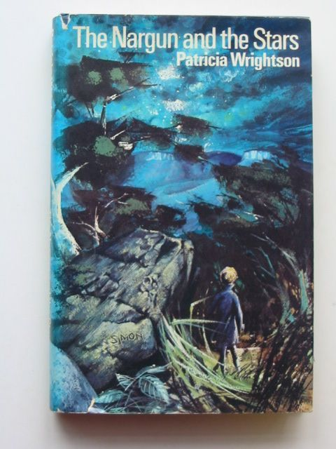 Photo of THE NARGUN AND THE STARS written by Wrightson, Patricia published by Hutchinson of London (STOCK CODE: 1101625)  for sale by Stella & Rose's Books