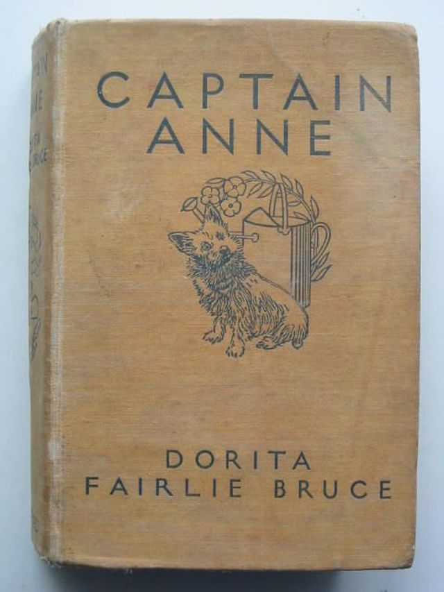 Photo of CAPTAIN ANNE written by Bruce, Dorita Fairlie illustrated by Johnston, M.D. published by Oxford University Press, Humphrey Milford (STOCK CODE: 1102671)  for sale by Stella & Rose's Books