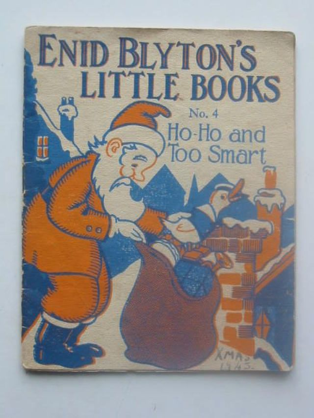 Photo of ENID BLYTON'S LITTLE BOOKS NO. 4 - HO-HO AND TOO SMART written by Blyton, Enid illustrated by Kerr, Alfred E. published by Evans Brothers Limited (STOCK CODE: 1102807)  for sale by Stella & Rose's Books