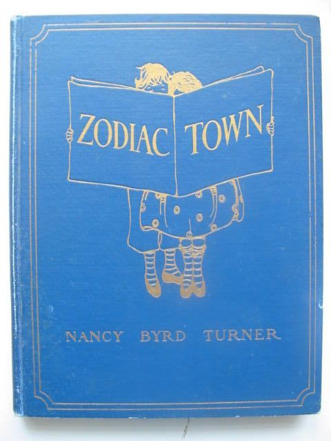 Photo of ZODIAC TOWN written by Turner, Nancy Byrd illustrated by Bromhall, Winifred published by Atlantic Monthly Press (STOCK CODE: 1103019)  for sale by Stella & Rose's Books