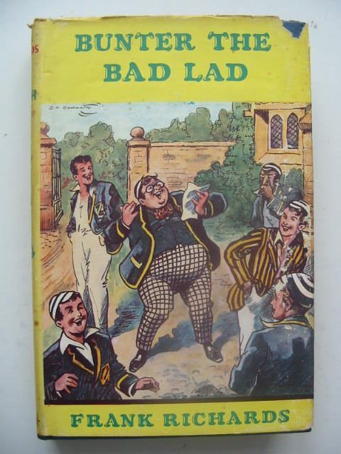 Photo of BUNTER THE BAD LAD written by Richards, Frank illustrated by Chapman, C.H. published by Cassell (STOCK CODE: 1103026)  for sale by Stella & Rose's Books