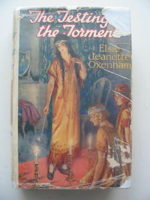 Photo of THE TESTING OF THE TORMENT written by Oxenham, Elsie J. illustrated by Hickling, P.B. published by Cassell & Company Ltd (STOCK CODE: 1103039)  for sale by Stella & Rose's Books