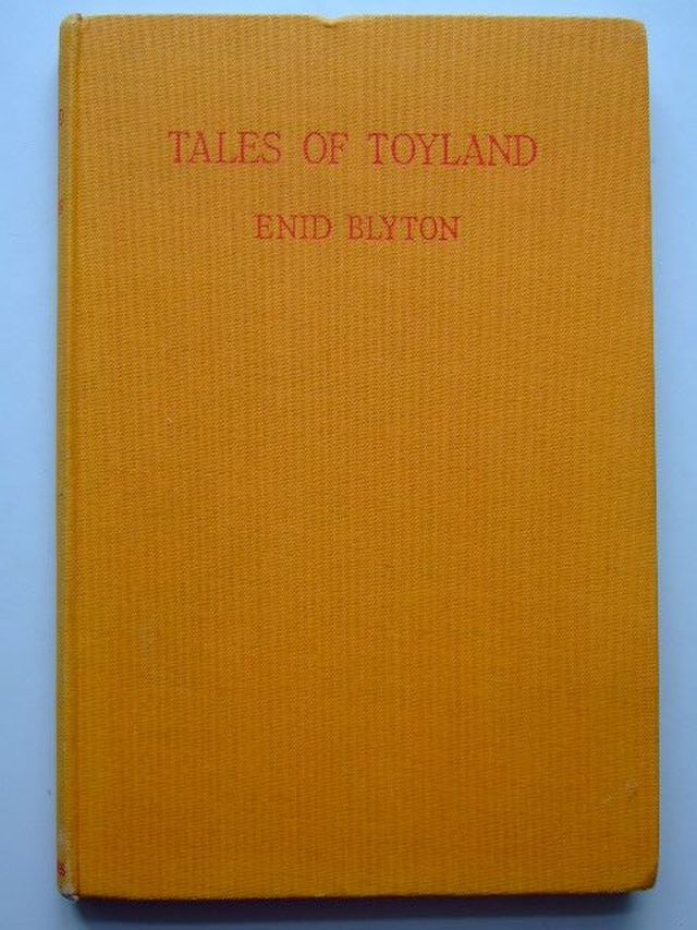 Photo of TALES OF TOYLAND written by Blyton, Enid illustrated by McGavin, Hilda published by George Newnes Limited (STOCK CODE: 1105619)  for sale by Stella & Rose's Books