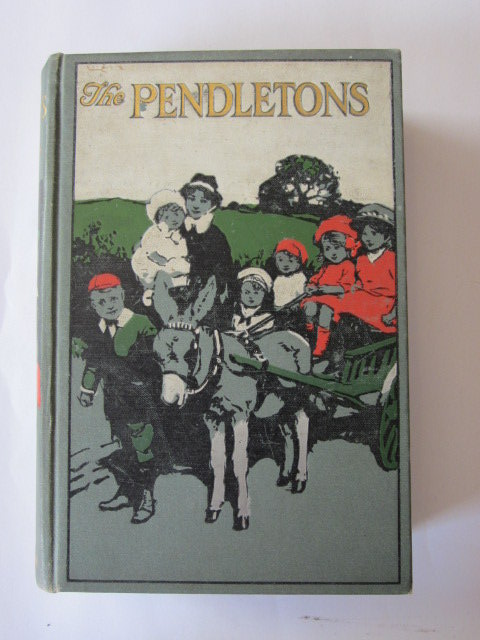 Photo of THE PENDLETONS written by Jameson, E.M. illustrated by Pearse, S.B.