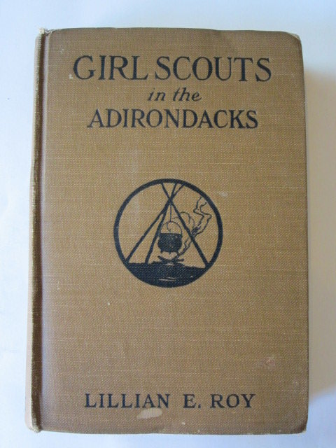 Photo of GIRL SCOUTS IN THE ADIRONDACKS written by Roy, Lillian Elizabeth published by Grosset & Dunlap (STOCK CODE: 1105873)  for sale by Stella & Rose's Books