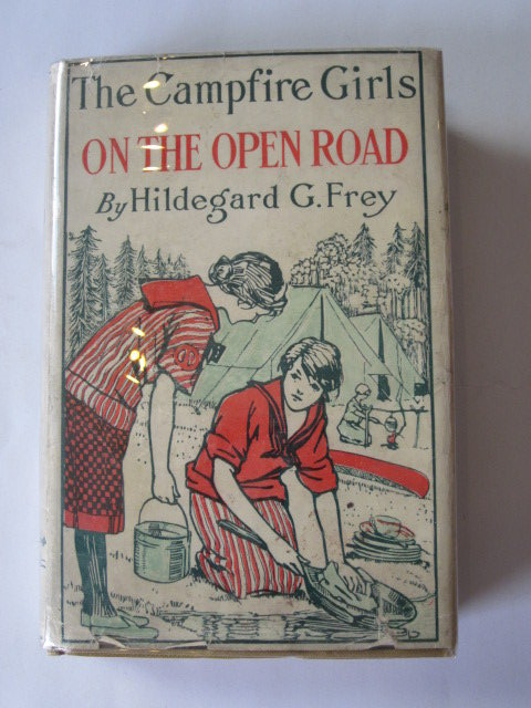 Photo of THE CAMPFIRE GIRLS ON THE OPEN ROAD- Stock Number: 1106209