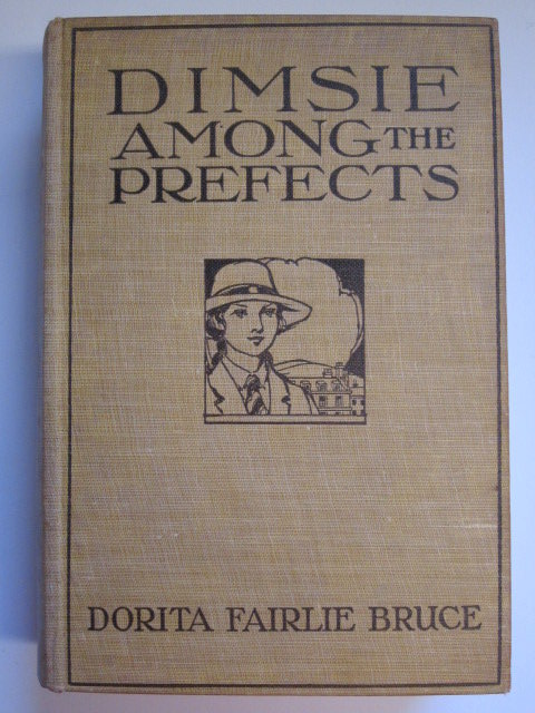 Photo of DIMSIE AMONG THE PREFECTS written by Bruce, Dorita Fairlie illustrated by Hammond, Gertrude Demain published by Oxford University Press, Humphrey Milford (STOCK CODE: 1106413)  for sale by Stella & Rose's Books