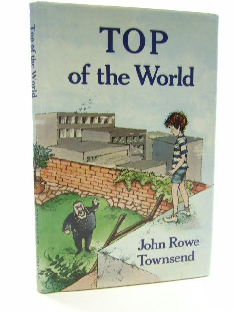 Photo of TOP OF THE WORLD written by Townsend, John Rowe illustrated by Jones, Nikki published by Oxford University Press (STOCK CODE: 1106526)  for sale by Stella & Rose's Books
