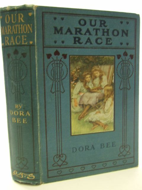Photo of OUR MARATHON RACE written by Bee, Dora illustrated by Twidle, Arthur published by The Religious Tract Society (STOCK CODE: 1106738)  for sale by Stella & Rose's Books