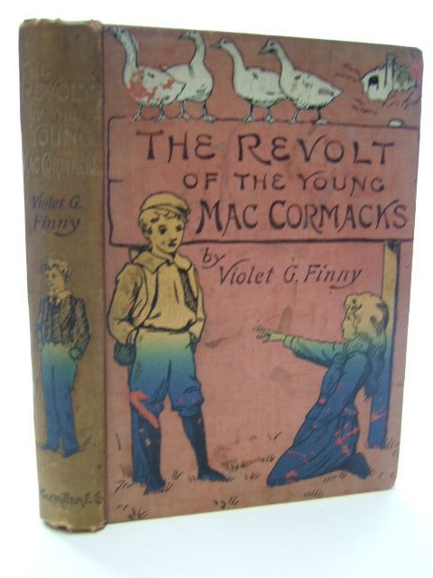 Photo of THE REVOLT OF THE YOUNG MACCORMACKS- Stock Number: 1106745