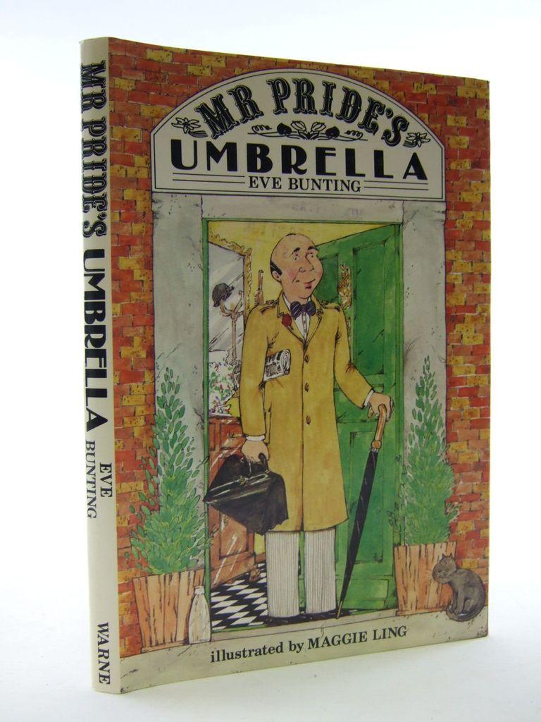 Photo of MR PRIDE'S UMBRELLA- Stock Number: 1107019