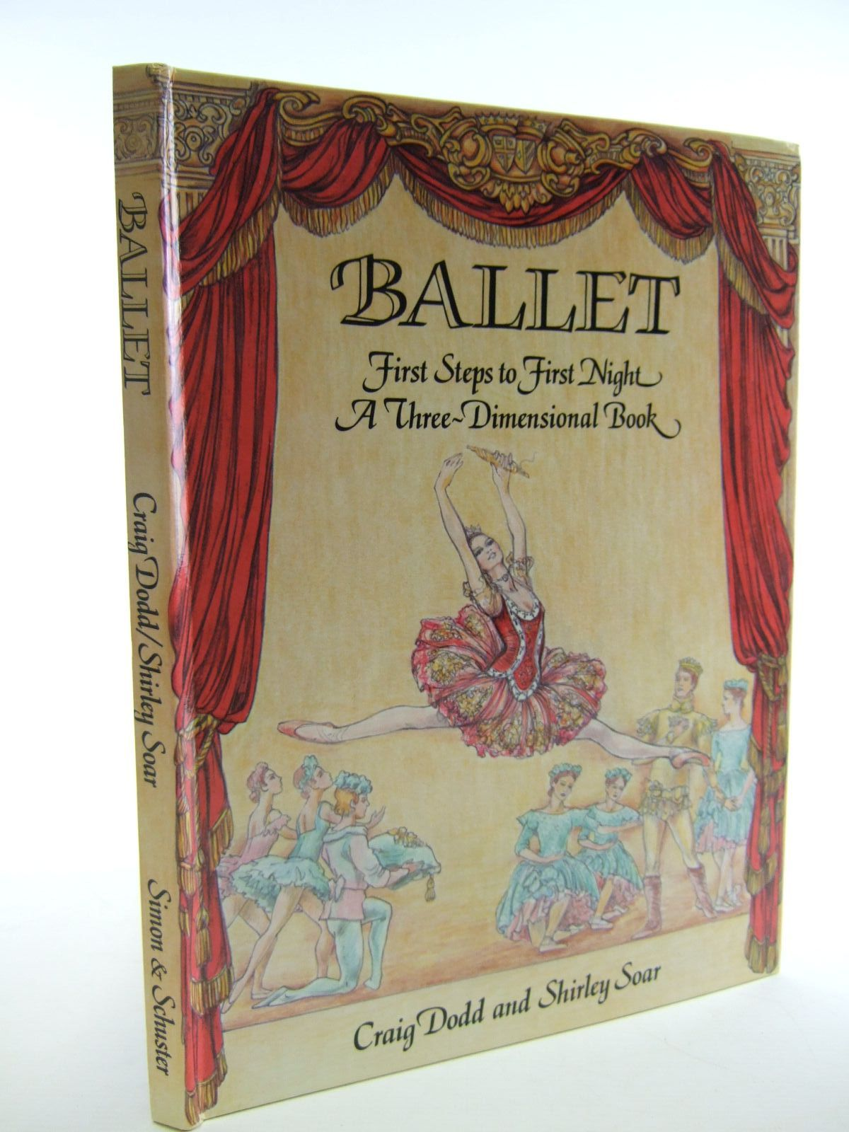 Photo of BALLET FIRST STEPS TO FIRST NIGHT- Stock Number: 1107267