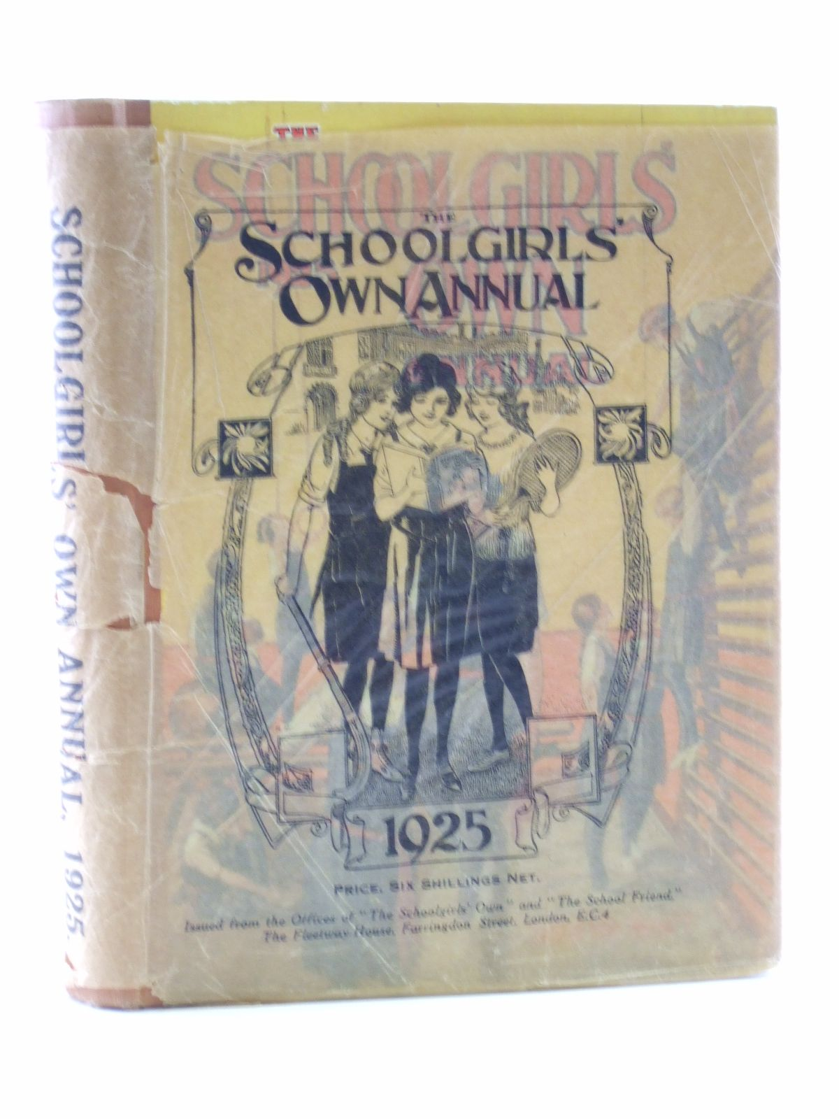 Photo of THE SCHOOLGIRLS' OWN ANNUAL 1925- Stock Number: 1107784