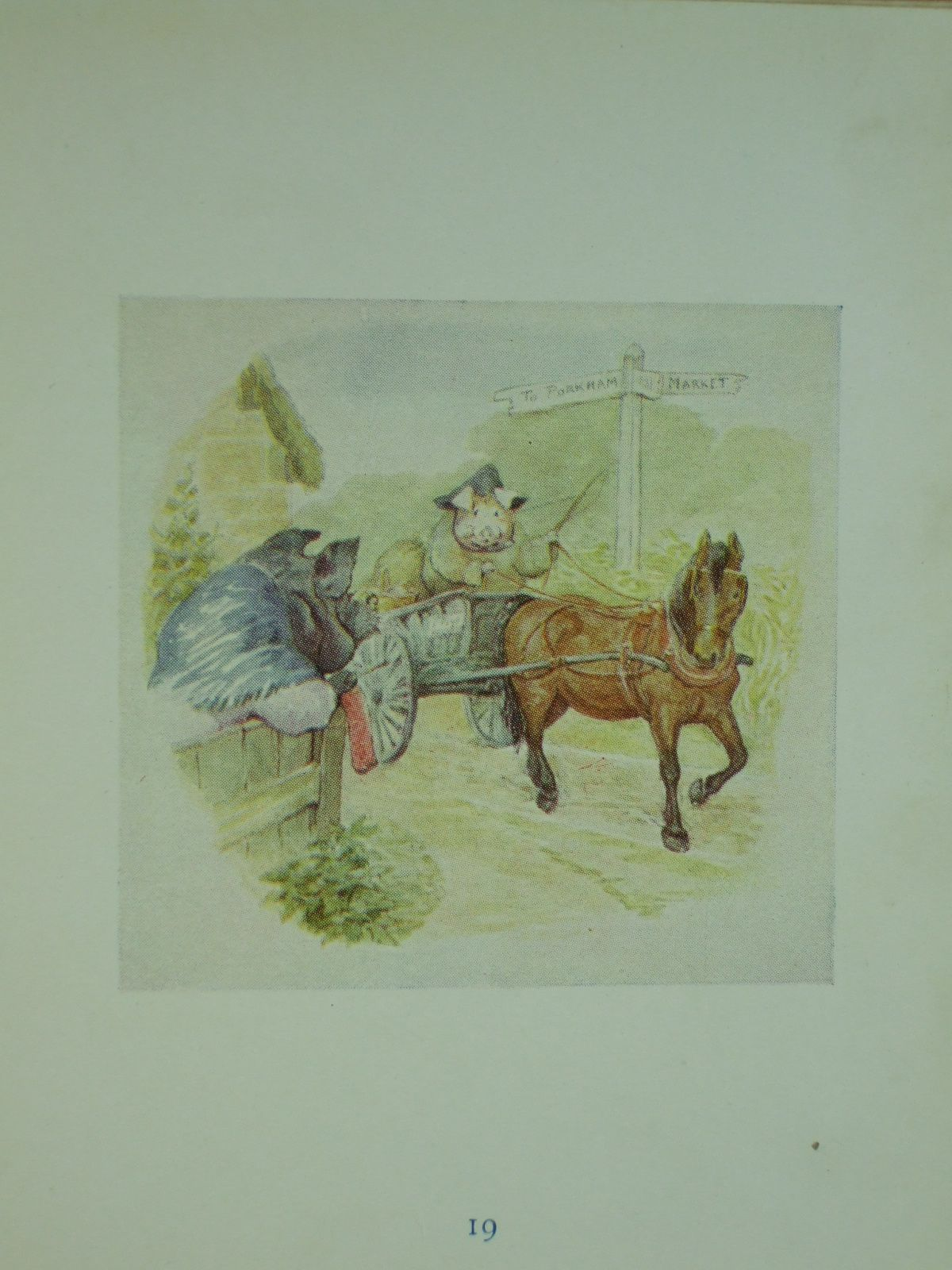 Photo of CECILY PARSLEY'S NURSERY RHYMES written by Potter, Beatrix illustrated by Potter, Beatrix published by Frederick Warne & Co Ltd. (STOCK CODE: 1108305)  for sale by Stella & Rose's Books