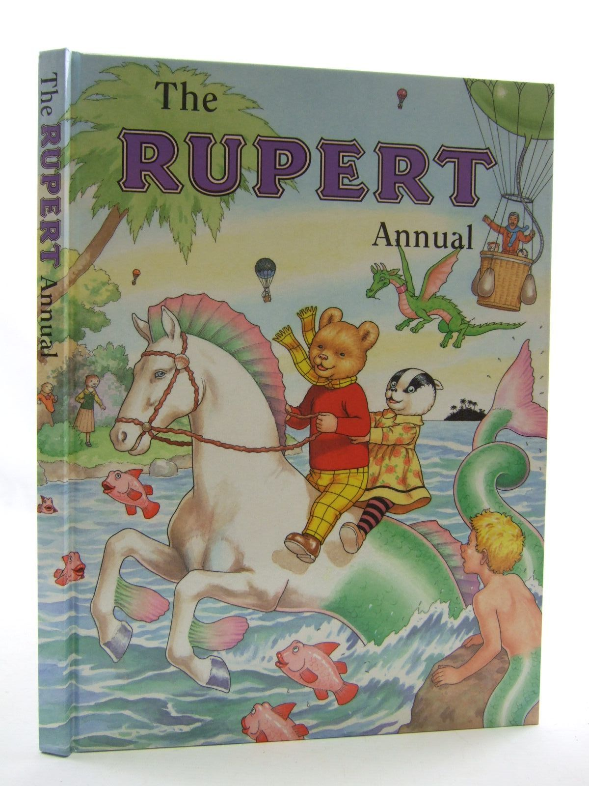 Photo of RUPERT ANNUAL 2001- Stock Number: 1108364