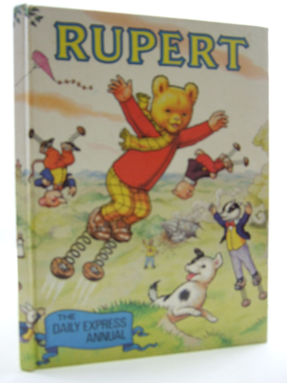 Photo of RUPERT ANNUAL 1982- Stock Number: 1108377