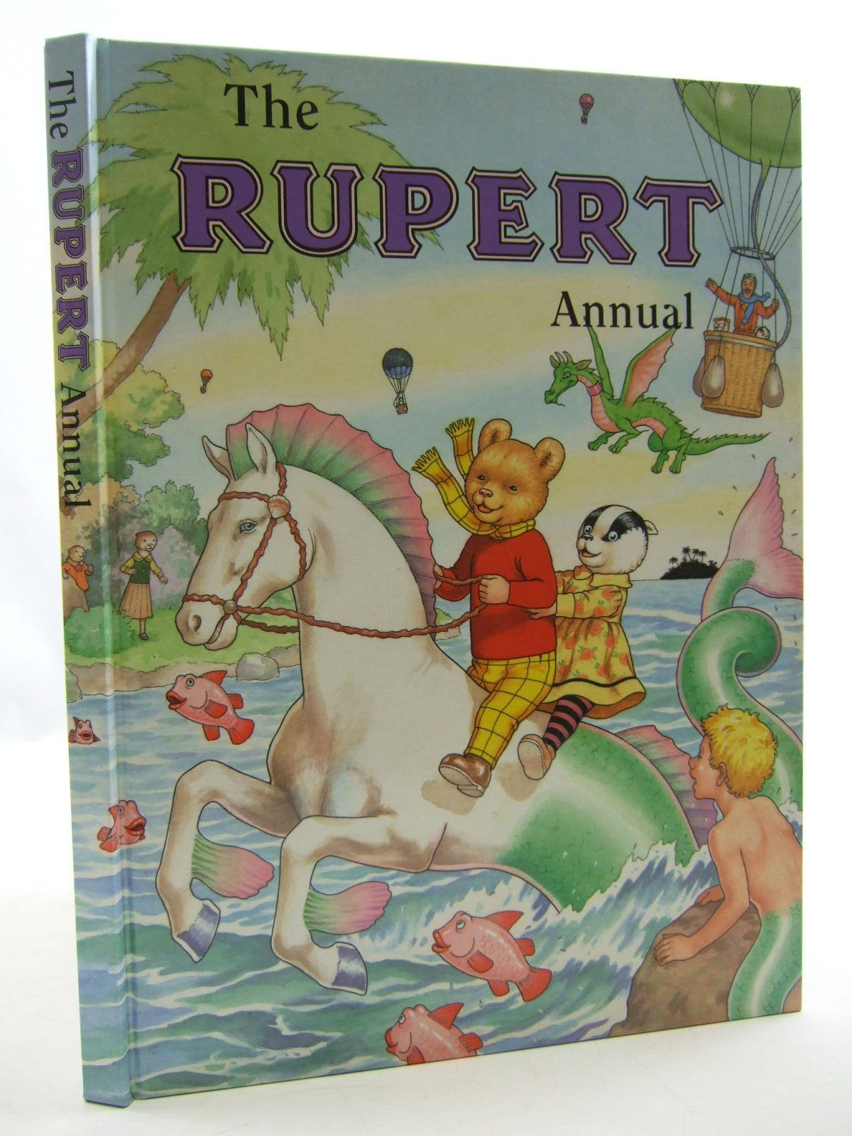 Photo of RUPERT ANNUAL 2001- Stock Number: 1108415