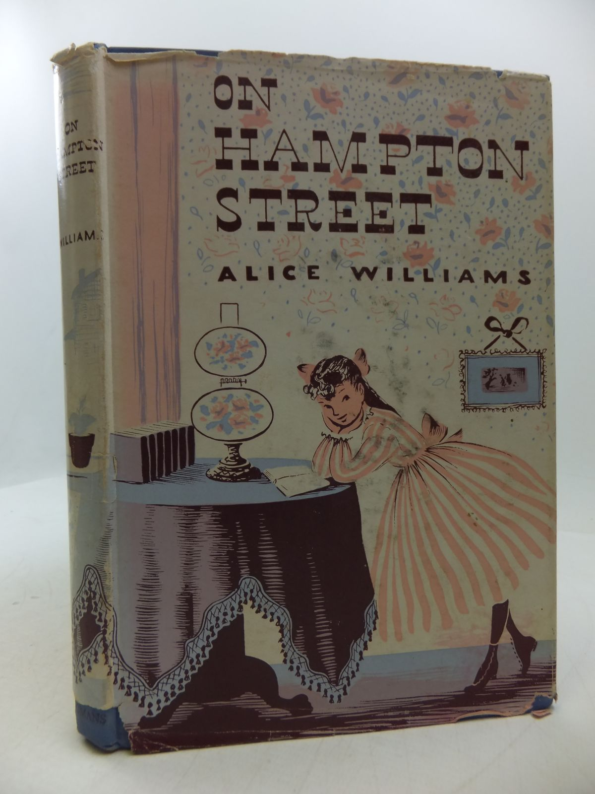Photo of ON HAMPTON STREET written by Williams, Alice illustrated by Vaughan, Anne published by Longmans, Green & Co. (STOCK CODE: 1108490)  for sale by Stella & Rose's Books