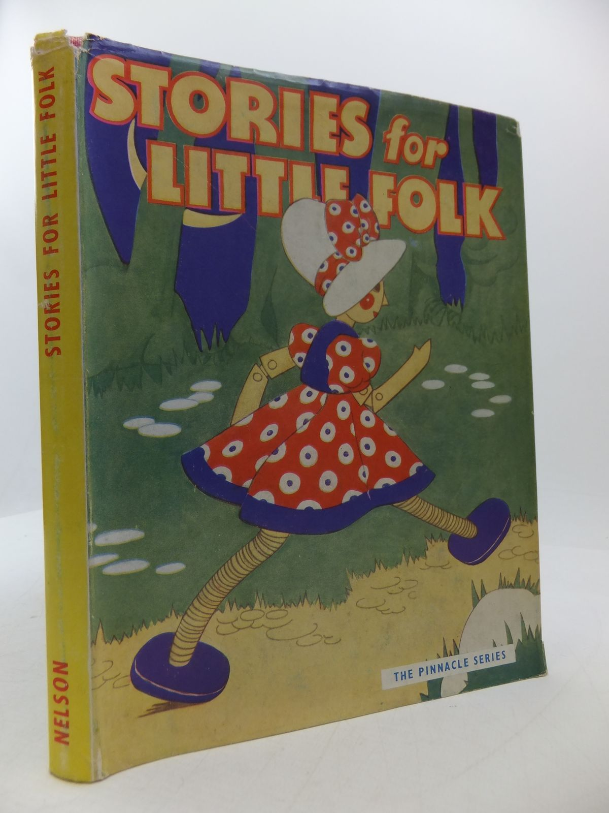 Photo of STORIES FOR LITTLE FOLK written by Chaundler, Christine<br />Russell, Dorothy<br />Herbertson, Agnes Grozier<br />Oldmeadow, Katharine<br />Wynne, May<br />et al,  illustrated by Topham, <br />et al.,  published by Thomas Nelson and Sons Ltd. (STOCK CODE: 1108499)  for sale by Stella & Rose's Books