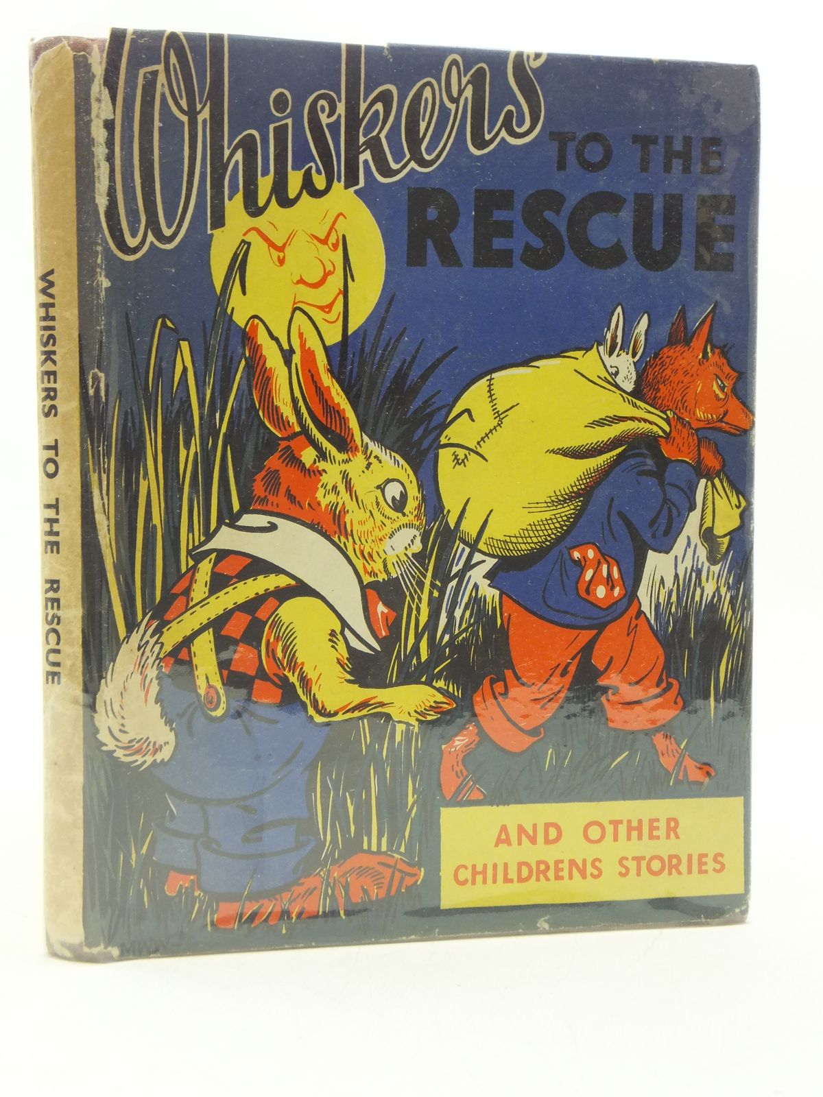 Photo of WHISKERS TO THE RESCUE AND OTHER CHILDREN'S STORIES- Stock Number: 1108546