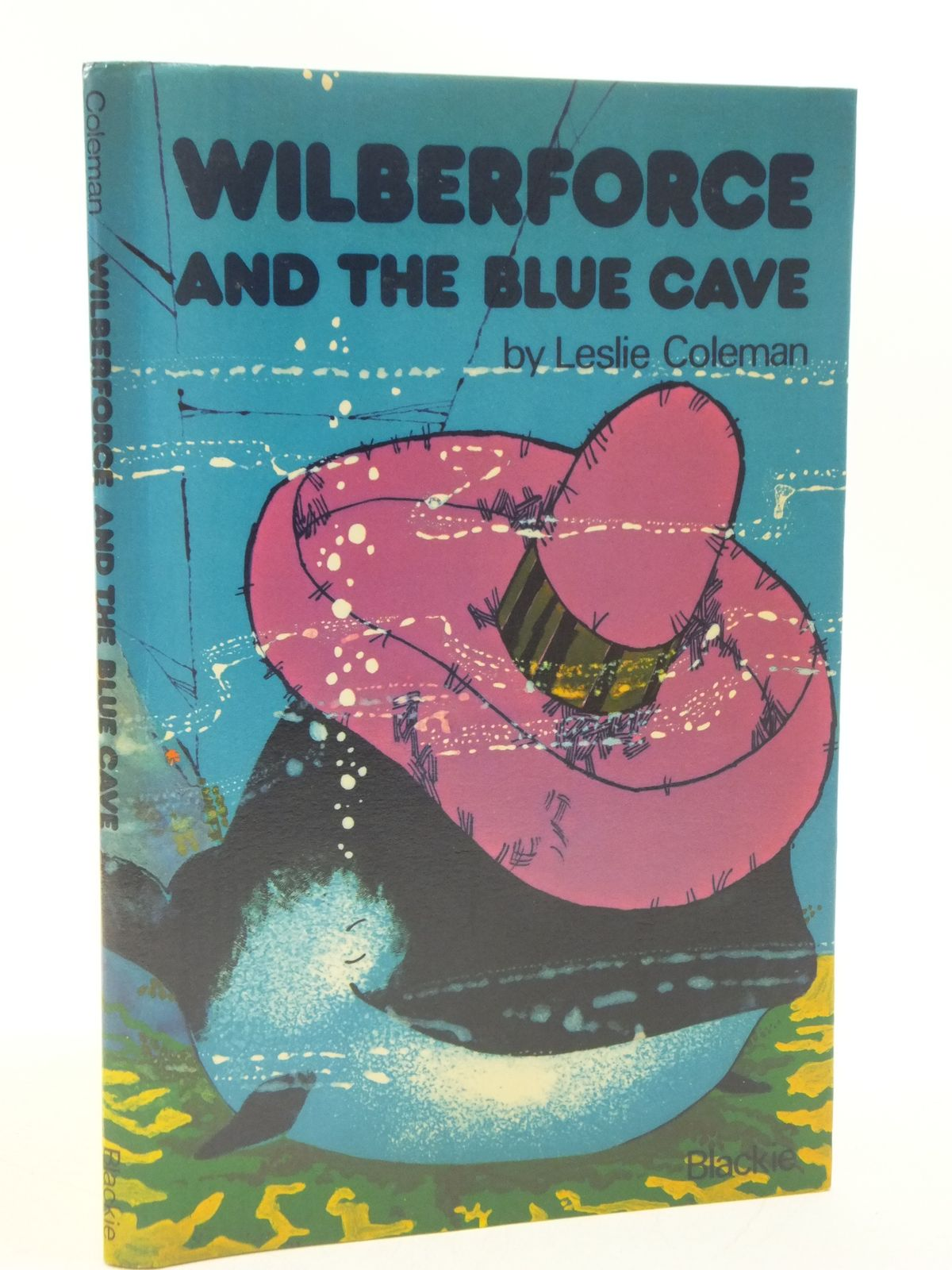 Photo of WILBERFORCE AND THE BLUE CAVE- Stock Number: 1108570