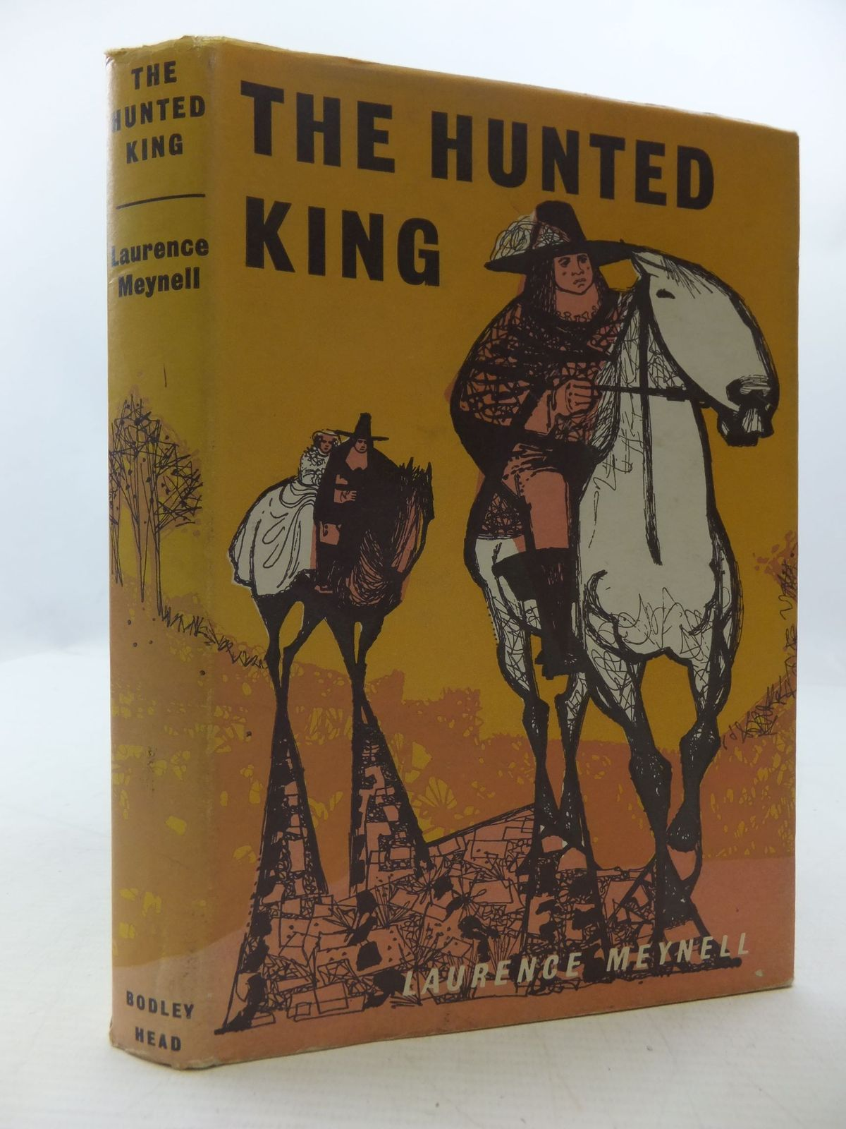 Photo of THE HUNTED KING- Stock Number: 1108651