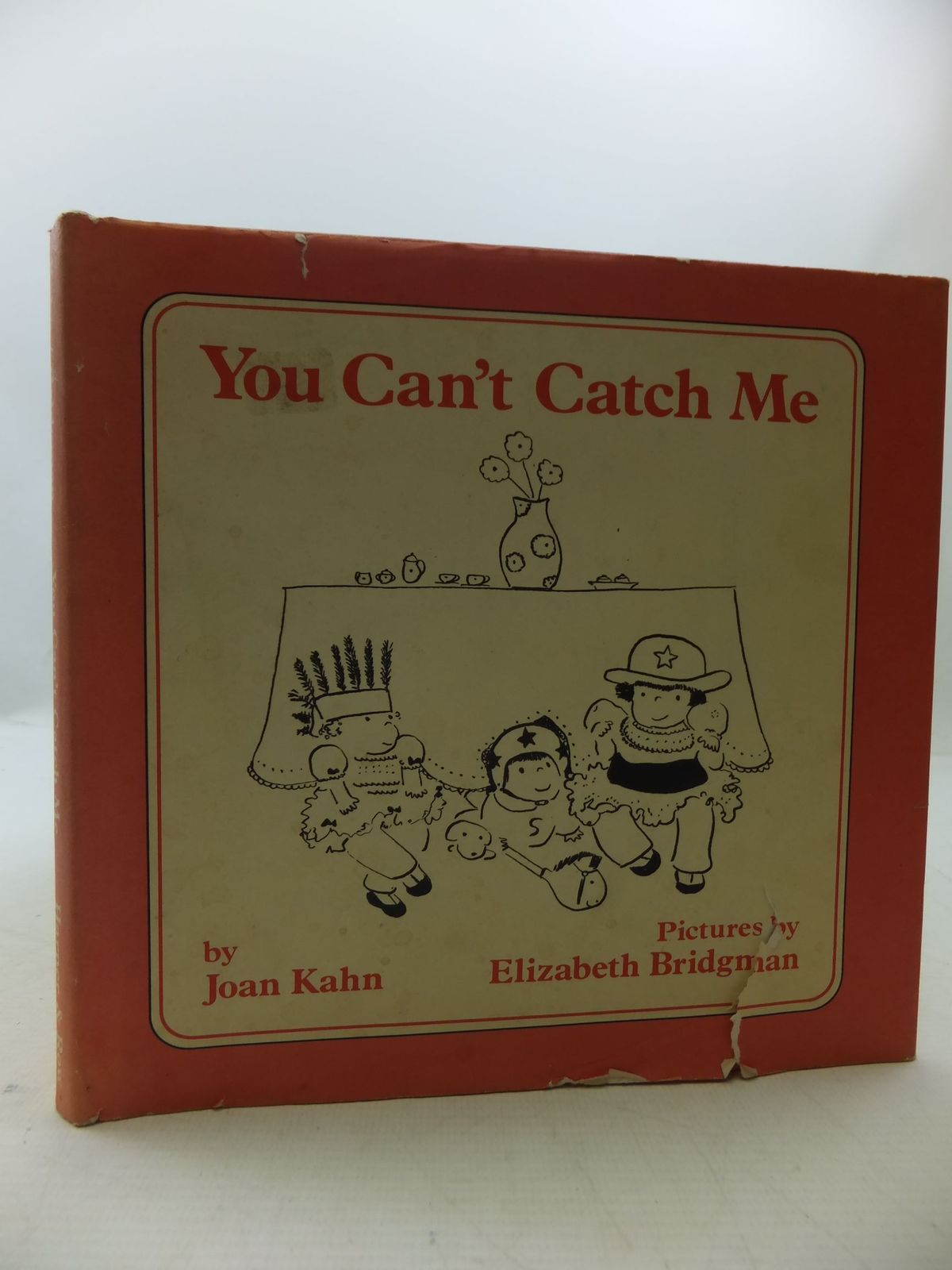 Photo of YOU CAN'T CATCH ME- Stock Number: 1108746