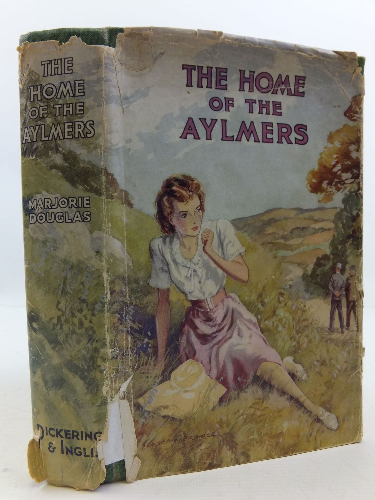 Photo of THE HOME OF THE AYLMERS written by Douglas, Marjorie illustrated by Prance, Bertram published by Pickering & Inglis Ltd. (STOCK CODE: 1108783)  for sale by Stella & Rose's Books