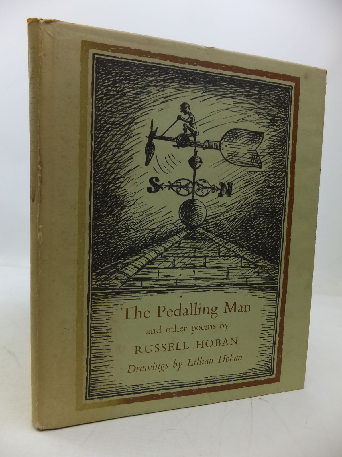 Photo of THE PEDALLING MAN AND OTHER POEMS- Stock Number: 1108841