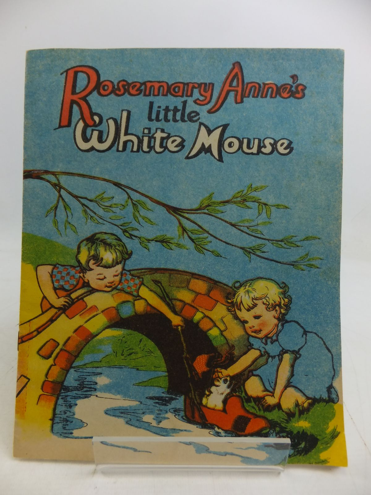 Photo of ROSEMARY ANNE'S LITTLE WHITE MOUSE- Stock Number: 1108860