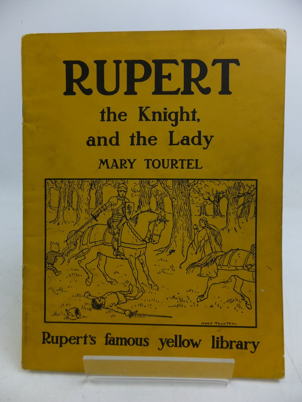 Photo of RUPERT THE KNIGHT AND THE LADY- Stock Number: 1108865