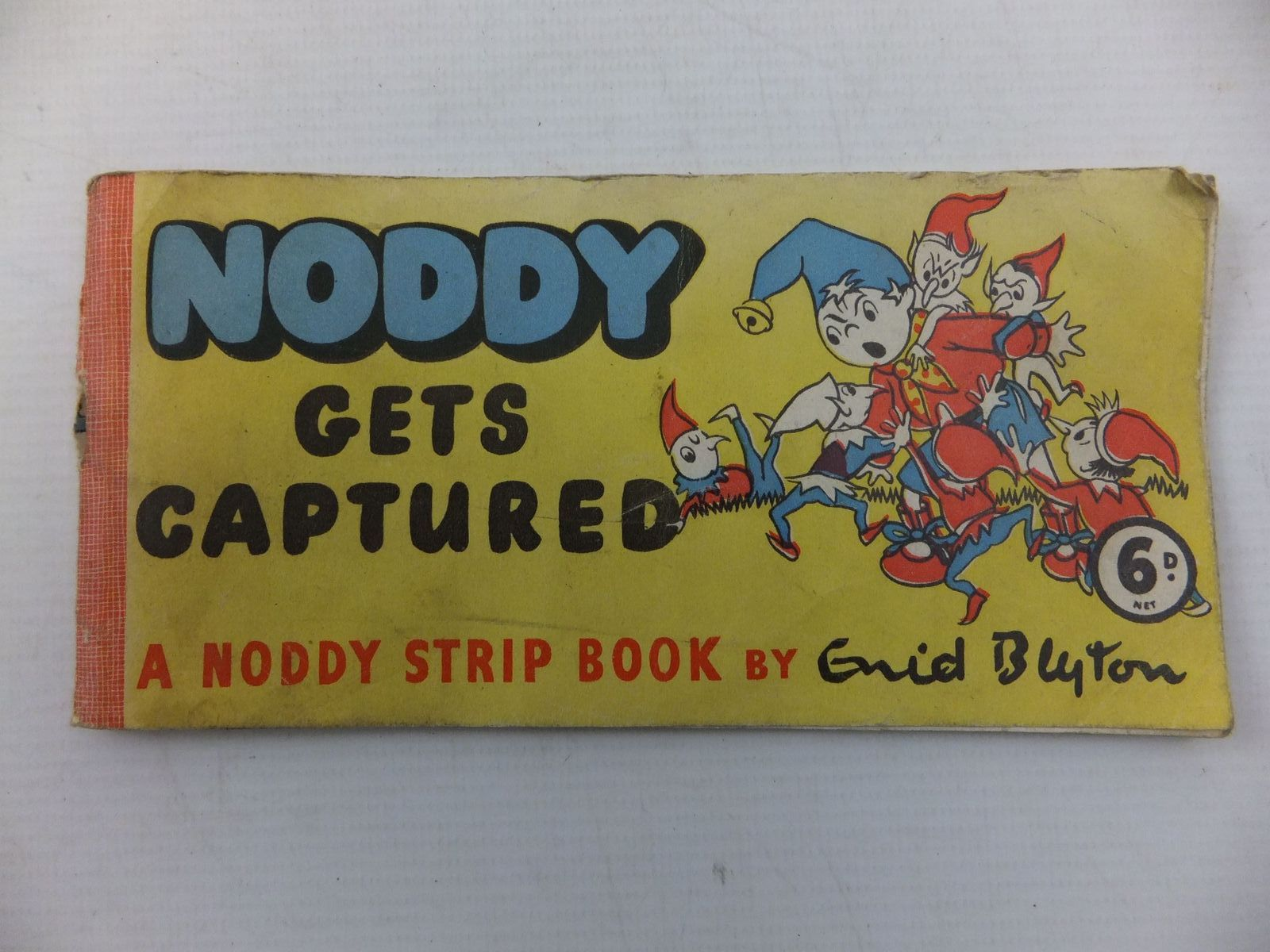 Photo of NODDY GETS CAPTURED- Stock Number: 1108944