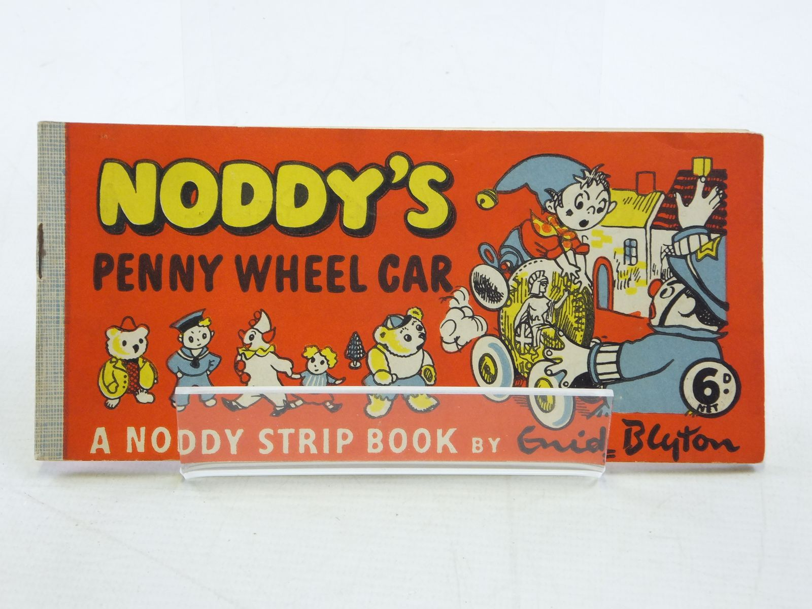 Photo of NODDY'S PENNY WHEEL CAR- Stock Number: 1109083