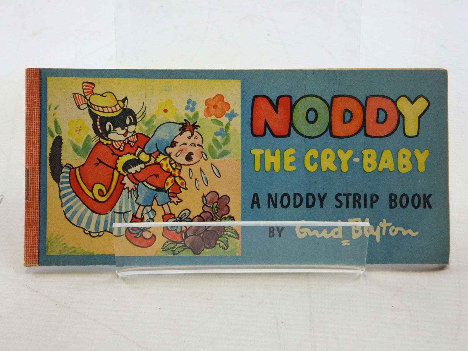 Photo of NODDY THE CRY-BABY- Stock Number: 1109084